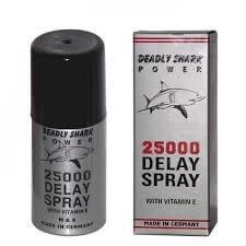 Delay Spray
