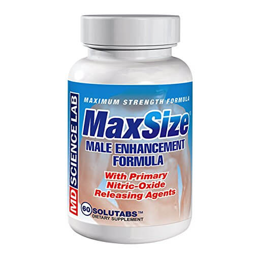 Male Enhancement Max Size Capsules