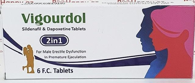 vigourdol-tablets